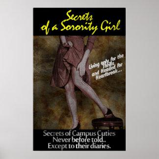 Sorority Girl Posters