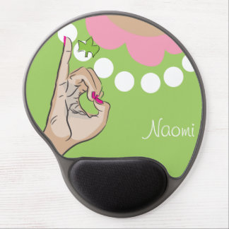 Sorority Life Mouse Pad Gel Mouse Pad