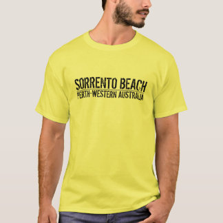 Sorrento Beach T-Shirt