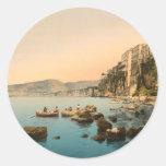 Sorrento by the Sea, Naples, Campania, Italy Sticker