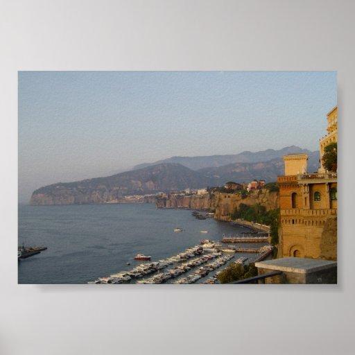 Sorrento, Italy Poster