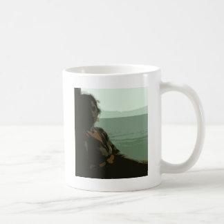 Sorrow Basic White Mug