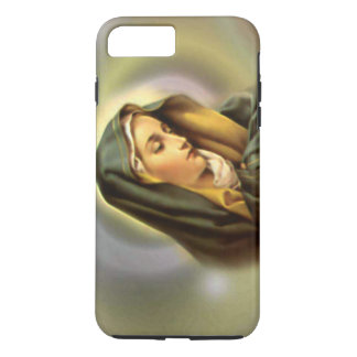 Sorrowful Blessed Virgin Mary in Prayer iPhone 7 Plus Case