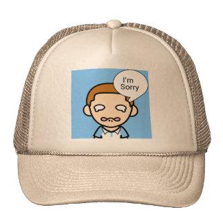 sorry cartoon can be funny cap