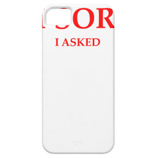 sorry case for the iPhone 5