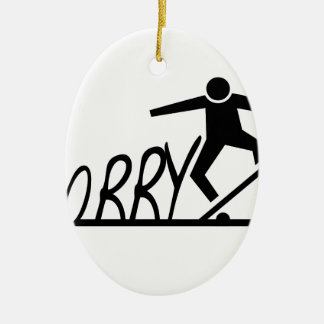 sorry christmas ornament