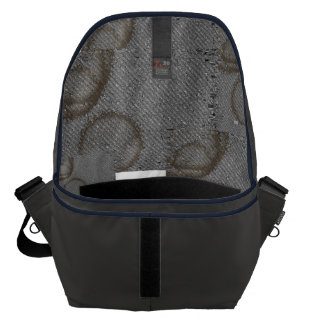 Sorry for inside… courier bag