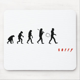 Sorry I Farted! Mouse Mat