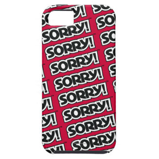 Sorry! iPhone 5 Cover