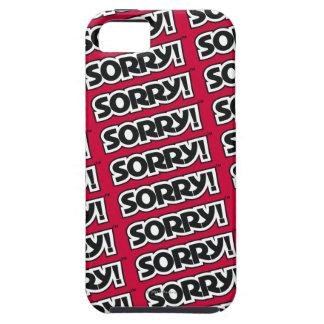Sorry! Tough iPhone 5 Case