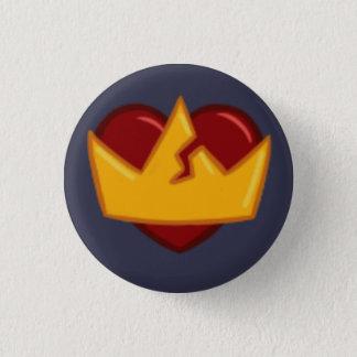 sortaHEART 3 Cm Round Badge