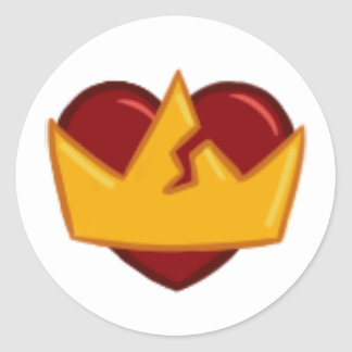 sortaHEART Sticker