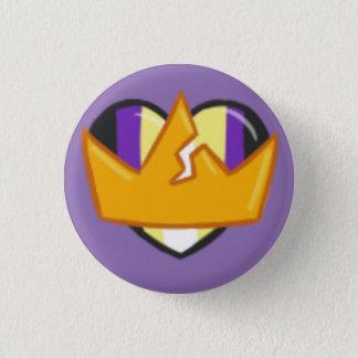 sortaNONBINARY 3 Cm Round Badge