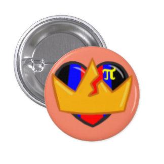 sortaPOLYAMOROUS 3 Cm Round Badge