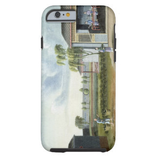 Sorting tea (w/c on paper) tough iPhone 6 case