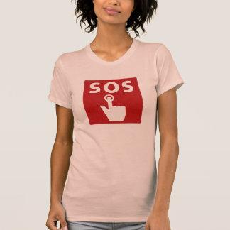 SOS, Subway Sign, Japan Shirt