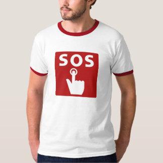 SOS, Subway Sign, Japan Shirts