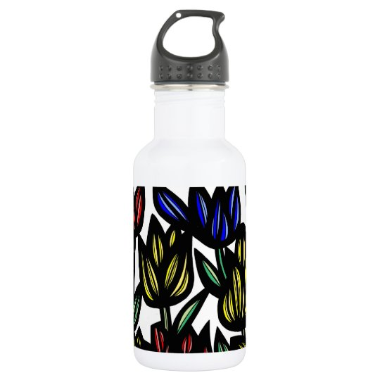 """Sotomayer"" Water Bottle (18 oz)"