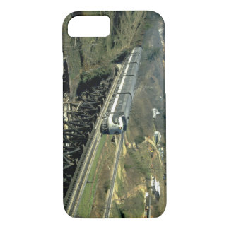 SOU EMD F-7A #6114, with unusual ABBBA_Trains iPhone 7 Case