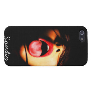 Soudix Woman Case For iPhone 5/5S