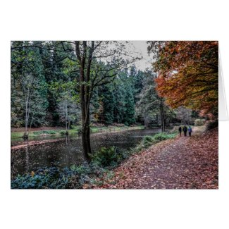Soudley Ponds Card