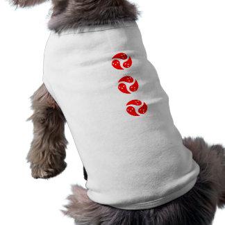 Soul ×3×3 sleeveless dog shirt