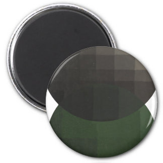 Soul and Body 6 Cm Round Magnet