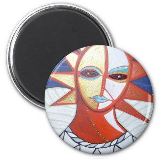 soul are detail 4 refrigerator magnet
