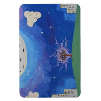 Soul Brute Creation Rectangular Photo Magnet