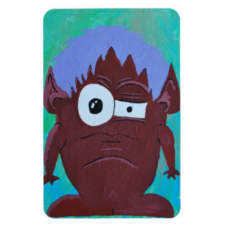Soul Brute Creature Rectangular Photo Magnet