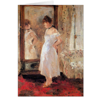 Soul by Berthe Morisot Card