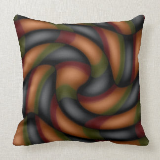 Soul Cage Throw Pillow