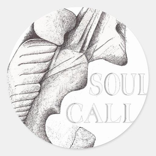 SOUL CALL STICKER