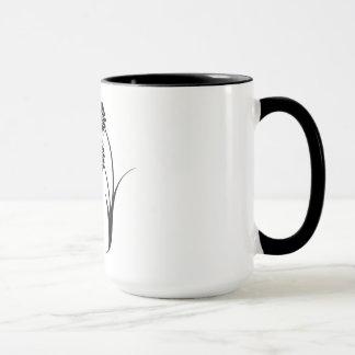 Soul Child Black 15 oz Ringer Mug