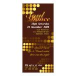 Soul Dance Event Flyer Rack Card
