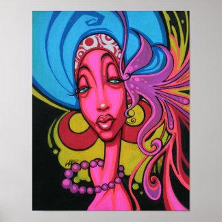 """""""Soul Diva"""" Poster"""