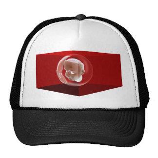 Soul Exposed Mesh Hat