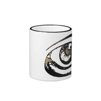 soul eye coffee cup ringer mug
