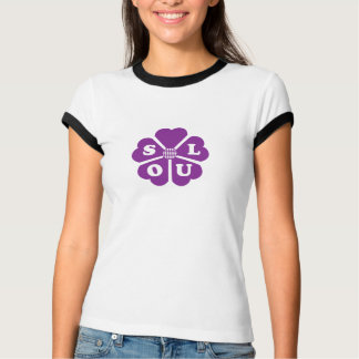 Soul Flower Purple T-Shirt