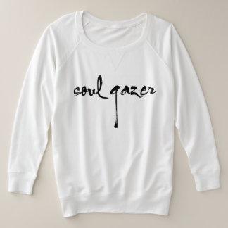 Soul Gazer Plus Size Sweatshirt