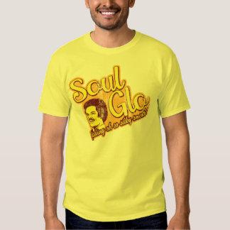 soul glo feeling oh so silky smooth 80s 70s retro tshirt