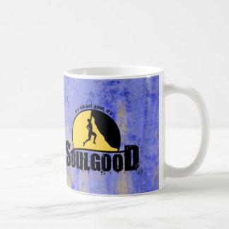 Soul Good Rock Climbing Coffee Cup Basic White Mug