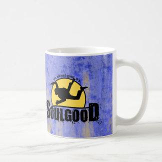 Soul Good Skydive Coffee Cup Basic White Mug