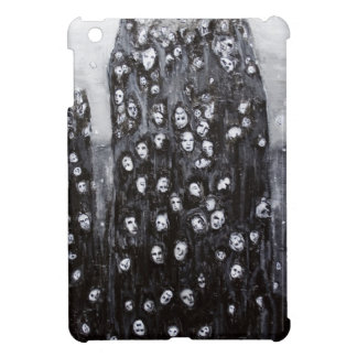 Soul Groups black and white surrealism iPad Mini Covers
