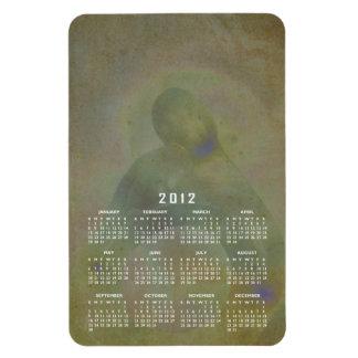 Soul Mate Aura Calendar Magnet