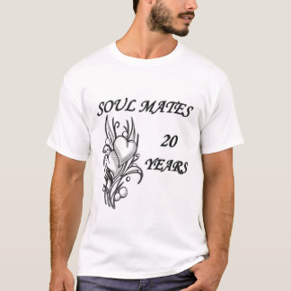 SOUL MATES 20 Years T-Shirt