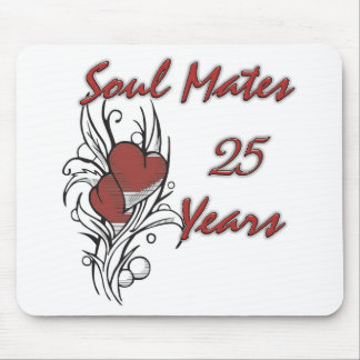 Soul Mates 25 Years Mouse Pad
