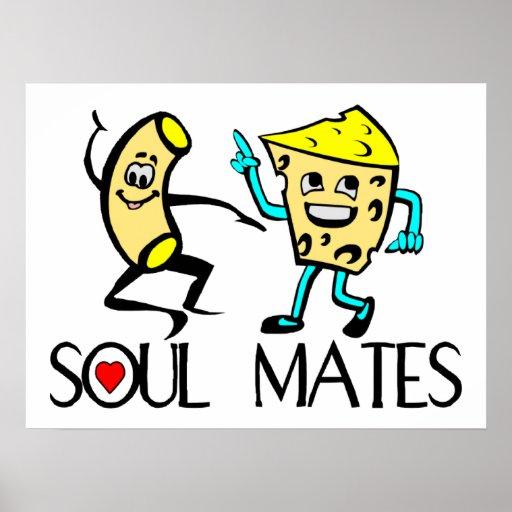 Soul Mates Best Friends Poster
