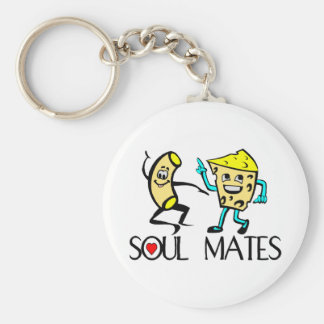Soul Mates Key Ring