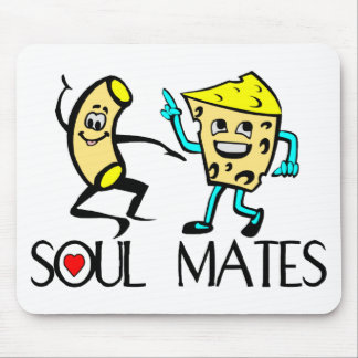 Soul Mates Mouse Mat